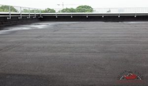 Flat Commercial Roofing System